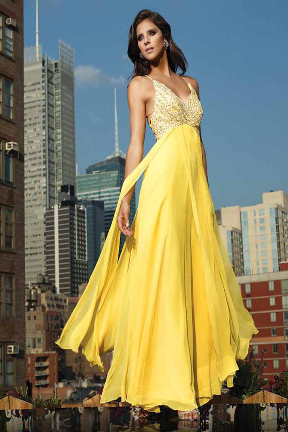 Bridal Dresses: Elegant Couture Prom Dresses 2011