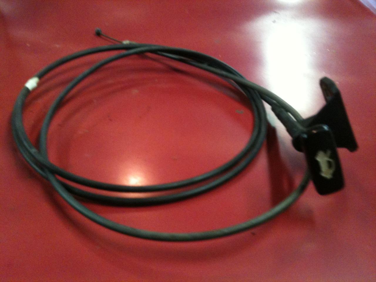 Landcruiser Parts for Sale: FJ60 Hood latch, $8