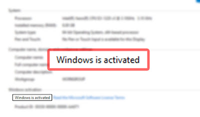 Kích hoạt bản quyền Windows và Office với 2 bước đơn giản