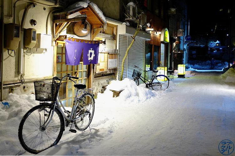 Le Chameau Bleu - Voyage au Nord du Japon - Tohoku - Ruelle de Morioka