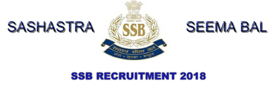 SSB Head Constable SI ASI Staff Nurse Fresh Jobs Opening @ www.ssbrectt.gov.in