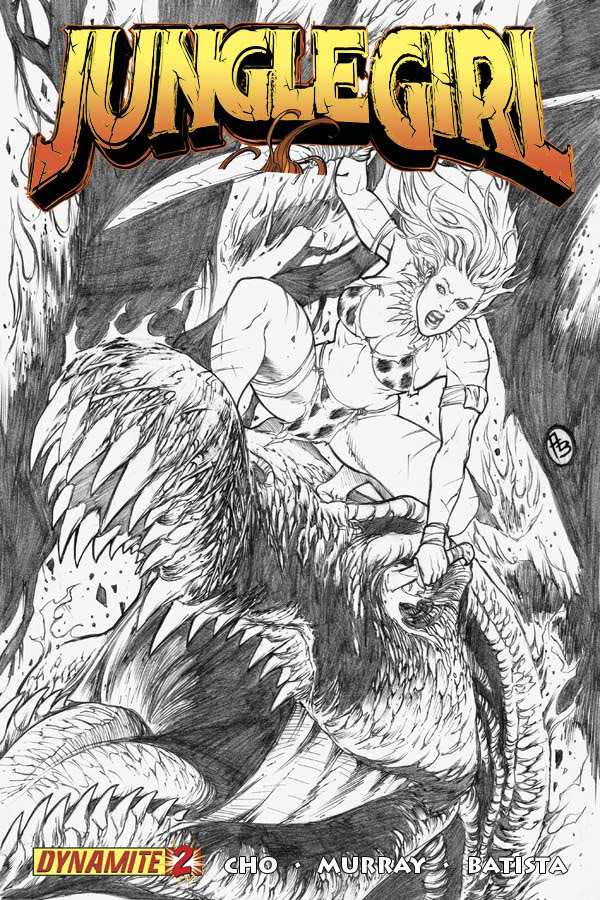 Read online Jungle Girl comic -  Issue #2 - 3