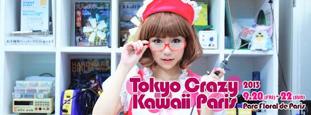 Compte rendu Tokyo Crazy Kawaii 2013