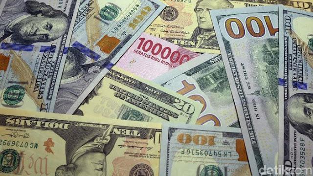 Ngeri, Dolar Rp 14.000, Lebih Tinggi dari Krismon 1998?