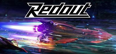 صورة  لتجربة العبة سباق الطائرات في الفضاء Redout-CODEX في جهاز الحاسوب