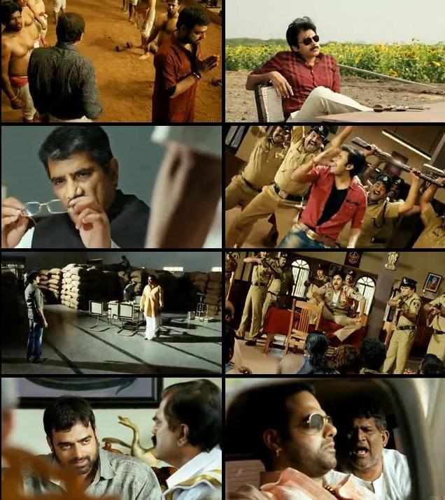 Gabbar Singh - Police Wala Gunda 2012 Dual Audio Hindi 480p BRRip
