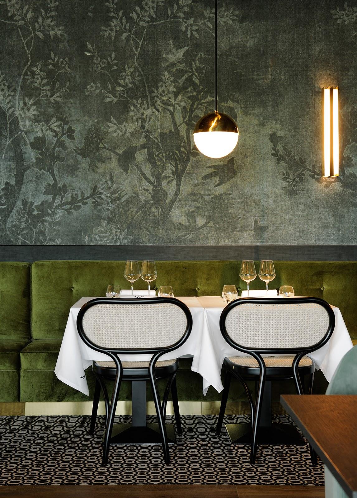 5 art deco inspired restaurants slow