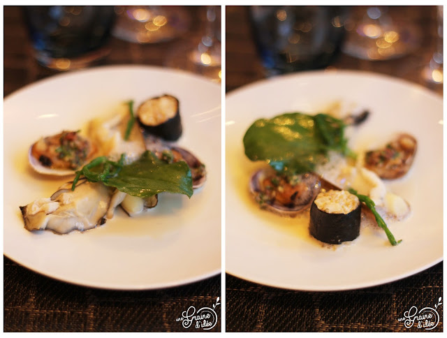 La Paulée Nantaise 2015 Restaurant Le 1 Jean Yves Guého 1ère édition