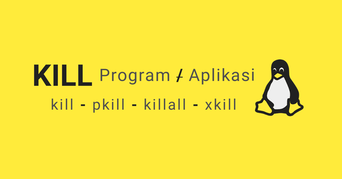 Kill Linux