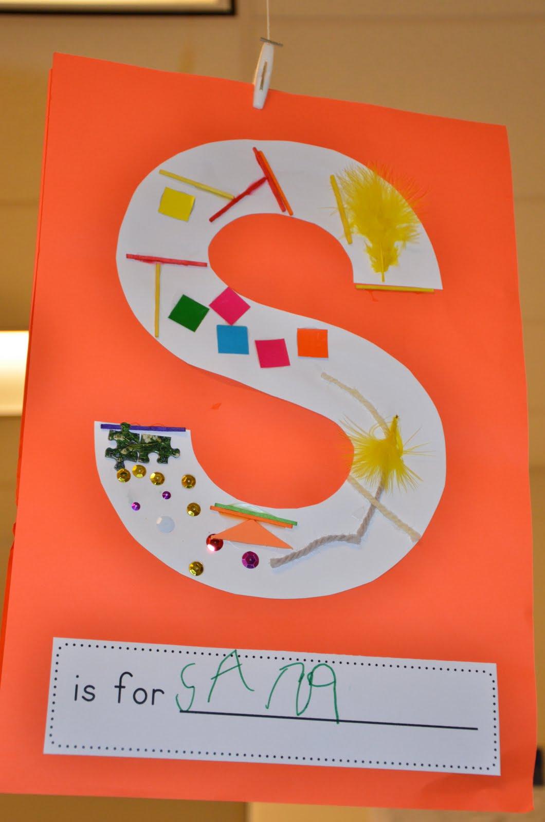 Kinder Garden: A Place Called Kindergarten: This Week In Kindergarten