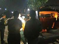Polisi Bantah Mobil Terbakar di Cawang Aksi Teror untuk Habib Rizieq