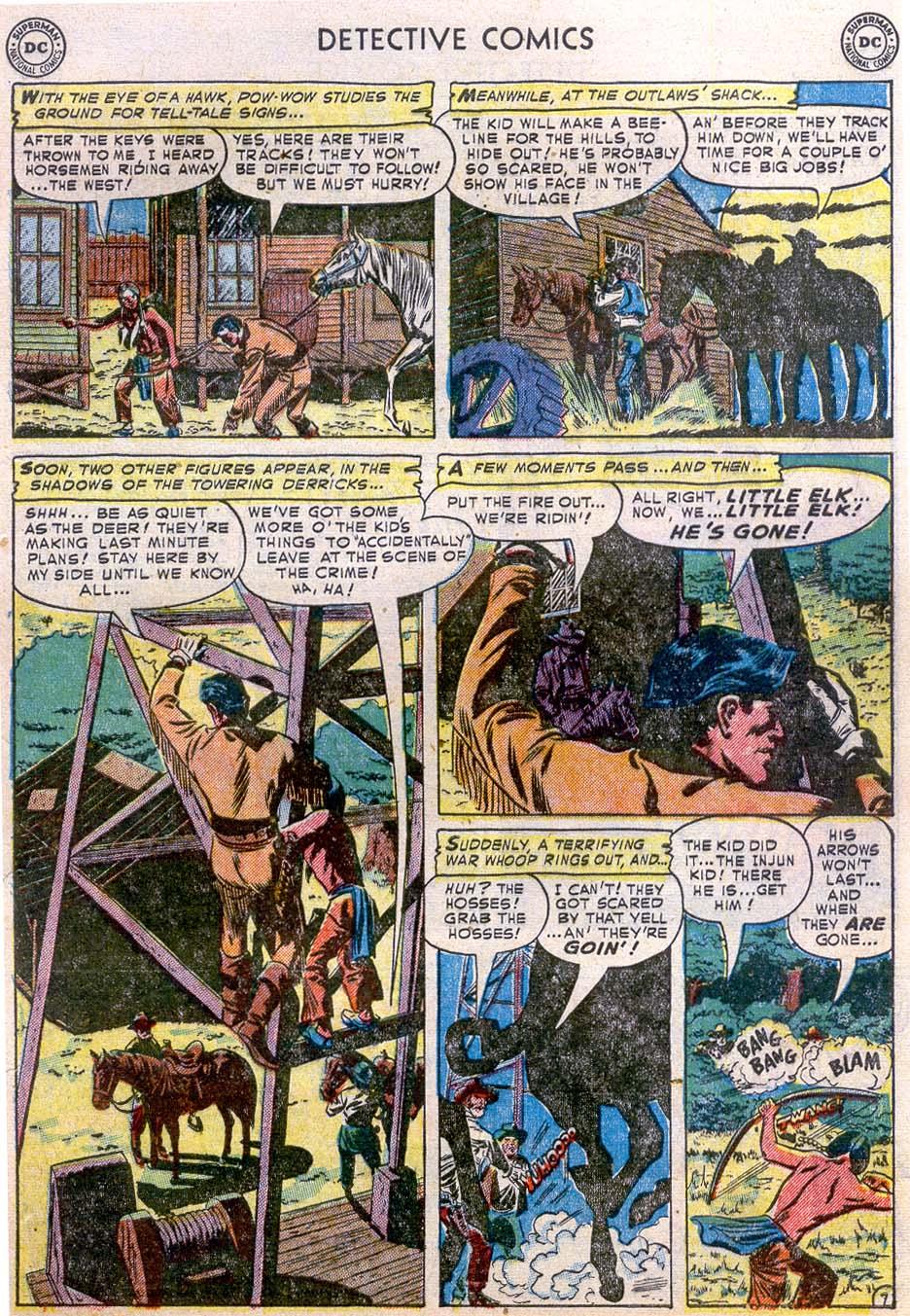Read online Detective Comics (1937) comic -  Issue #179 - 39