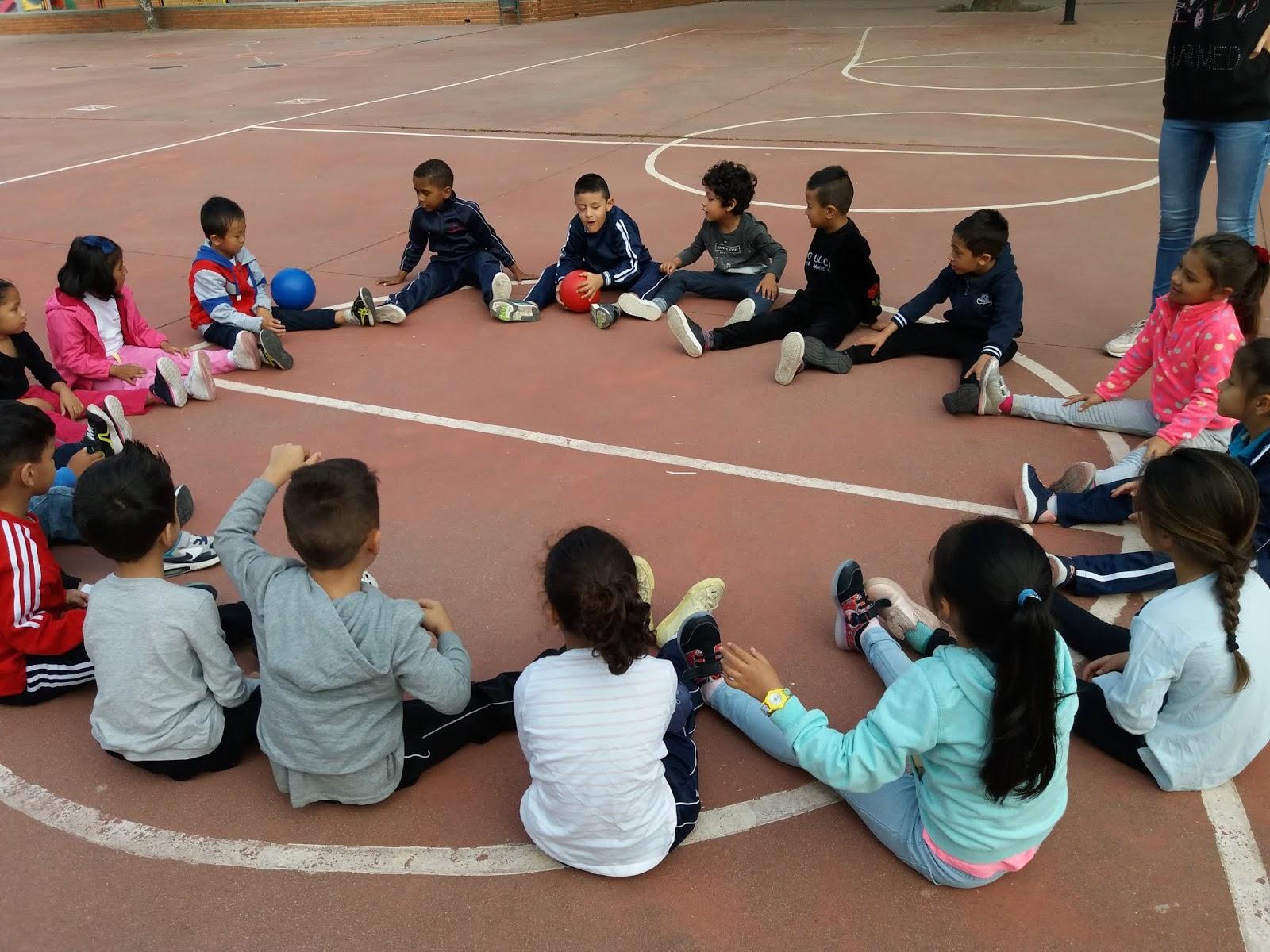 El Rincon De Educar Juegos Cooperativos