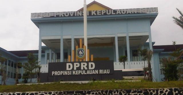 DPRD Kepri Tunda Paripurna RZWP3K, Gubernur Tidak Hadir