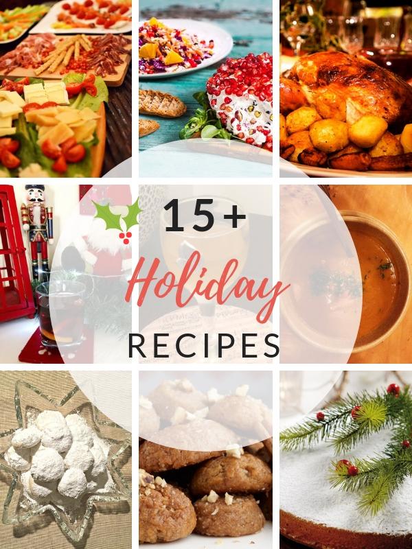 15+ συνταγές για το γιορτινό τραπέζι και όχι μόνο| Ioanna's Notebook