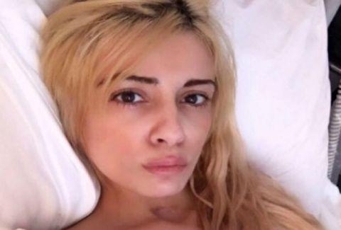 «Γιατί σε μένα Θεέ μου πάλι; Δεν αντέχω να…»: Άσχημα νέα για την υγεία της Μίνας Αρναούτη!