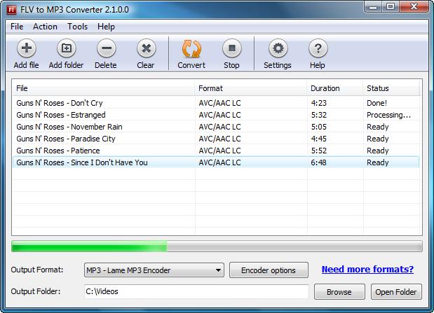 تحميل افضل برنامج لتحويل الفيديو الي Mp3 كامل مجانا 2020 Download