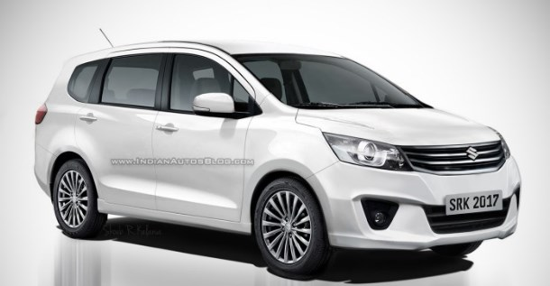 Suzuki Ertiga Facelift Hadir Agustus 2018?