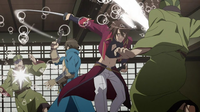 Link Downlad Bakumatsu: Crisis Episode 6 Sub Indonesia