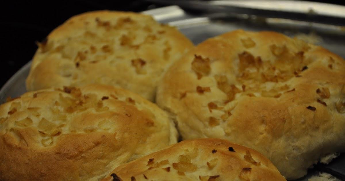 Beth S Favorite Recipes Onion Sandwich Rolls