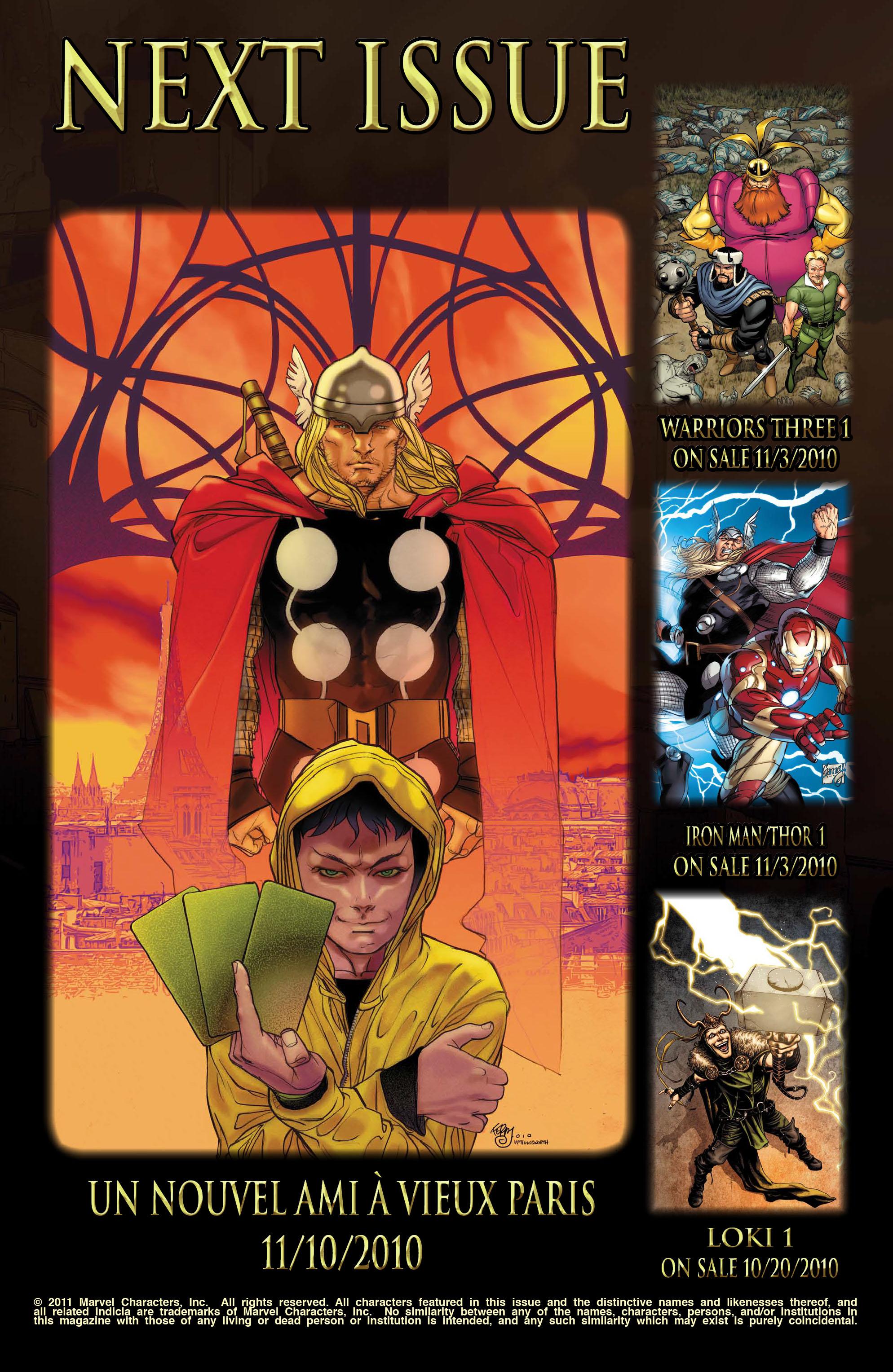 Thor (2007) Issue #616 #29 - English 16