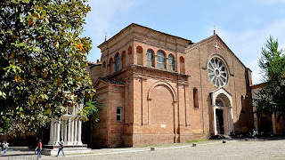 The Basilica of San Domenico in Bologna, where Reni is buried, contains several important works of art