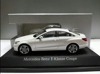 Mercedes Benz E-Klasse Coupe