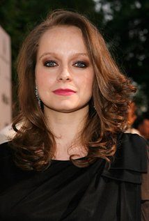 Samantha Morton. Director of The Unloved
