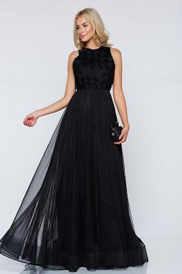 vestidos largos y anchos