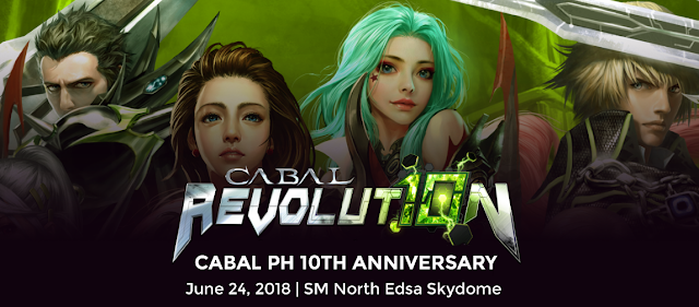 Cabal PH 10th Anniversary [Post-Event Winners]