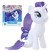 My Little Pony the Movie Rarity Small Seapony Plush