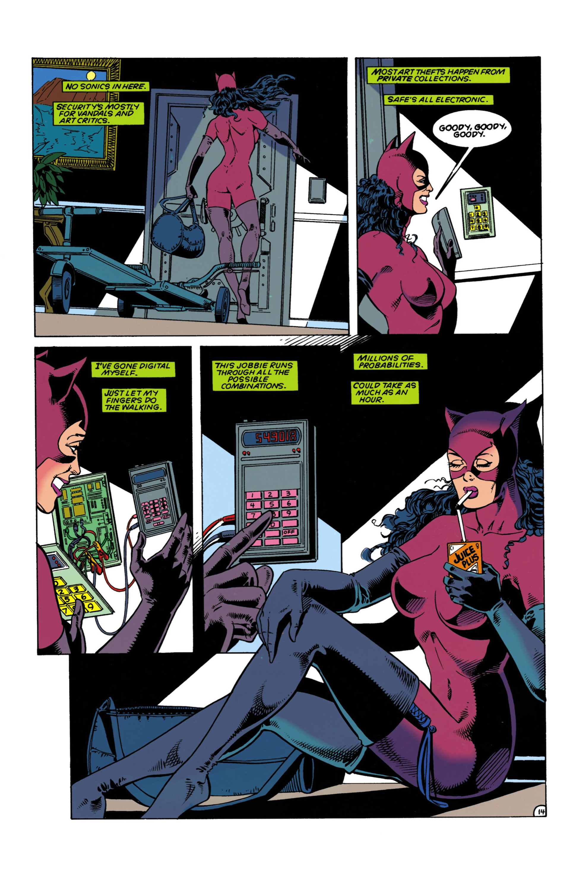 Catwoman (1993) Issue #17 #22 - English 15