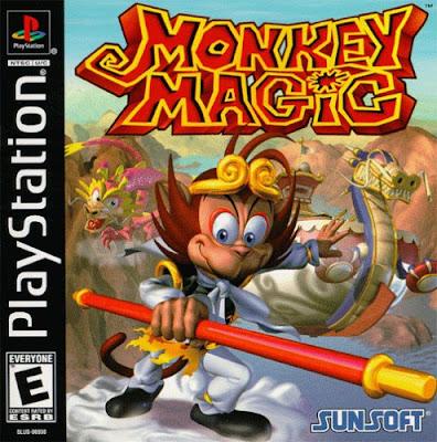 descargar monkey magic psx mega