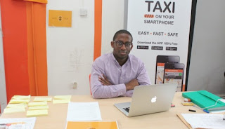 15 Questions For Bankole Cardoso, CEO And Founder, Easy Taxi Nigeria