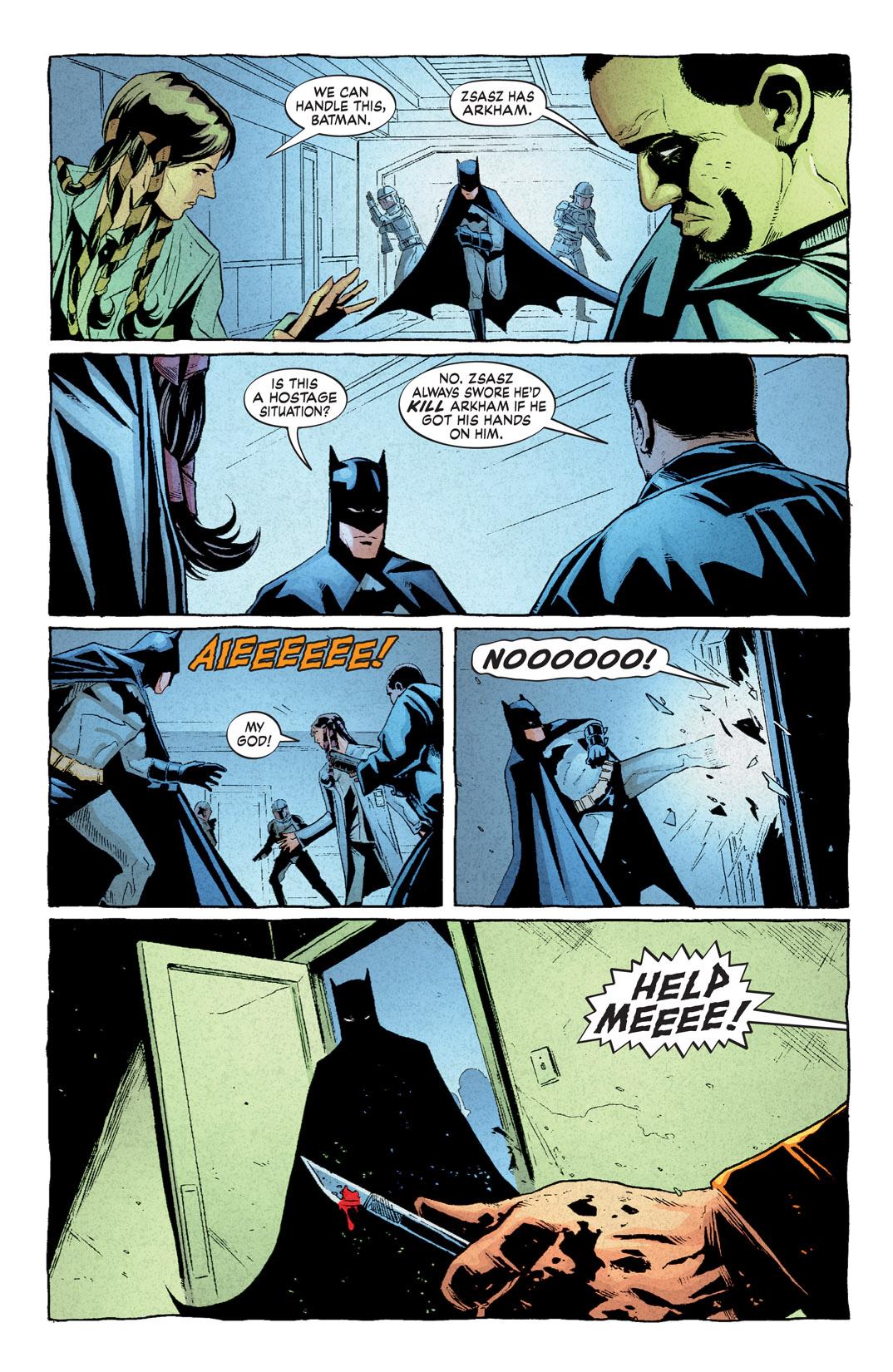 Detective Comics (1937) 865 Page 17
