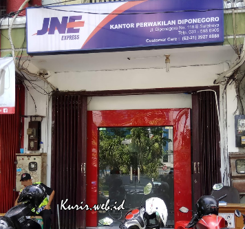 Alamat agen JNE Surabaya