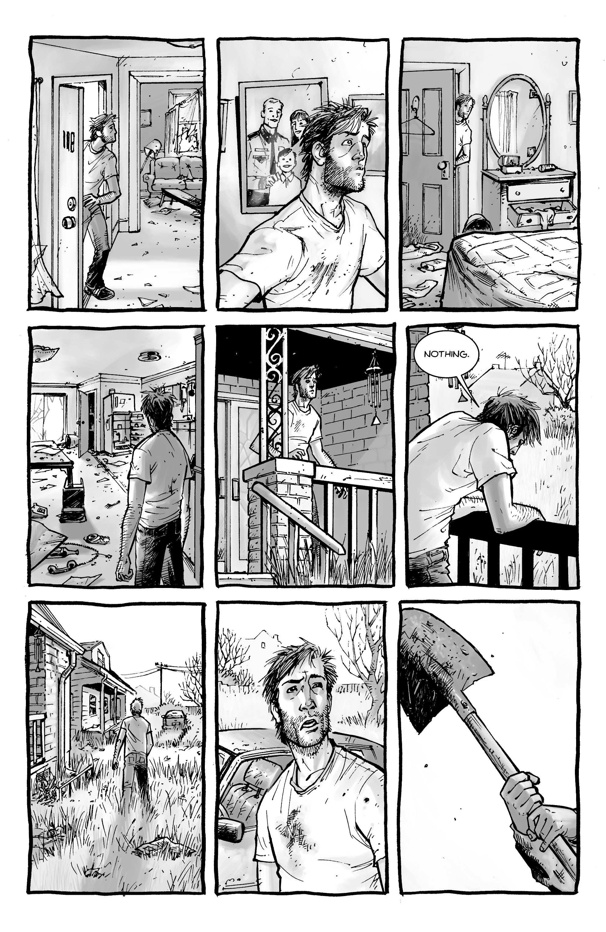 The Walking Dead issue 1 - Page 15