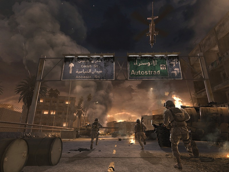 Avarice Game Review Call Of Duty Modern Warfare 3