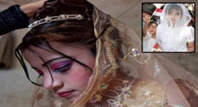Menina de 8 anos morre em lua de mel com marido de 40 anos