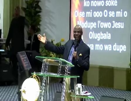 pastor tunde bakare spiritual attack