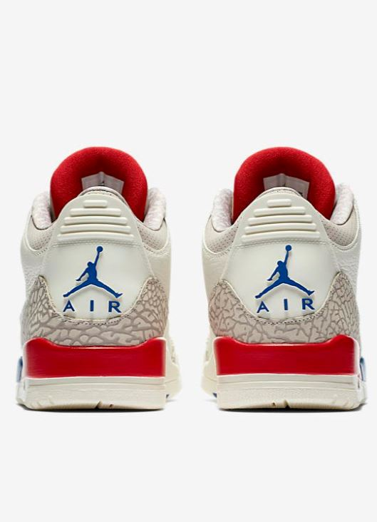 new product 2b0bc 9aa91 THE SNEAKER ADDICT: Air Jordan 3 Retro 'International Flight ...