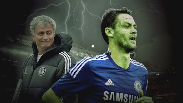 Mourinho Masih Berharap Nemanja Matic Gabung United