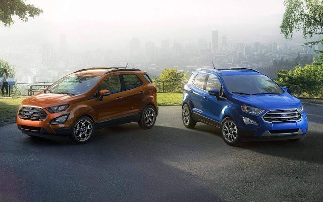 Novo Ford EcoSport 2017