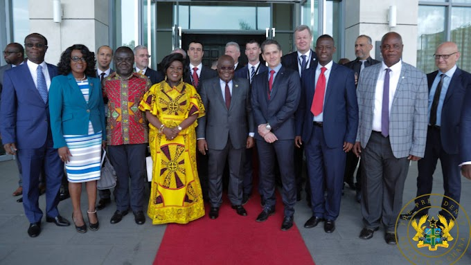 President Akufo-Addo Opens 57th IFATCA Annual Conference