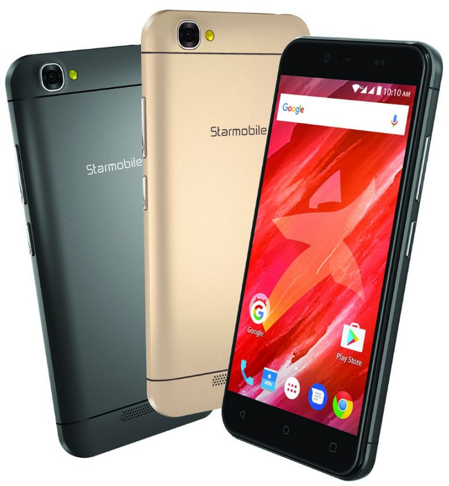 Starmobile Android Smartphones, Starmobile Up Prime