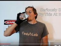 Minum Segelas Sianida, Hal yang Terjadi Sungguh Mengejutkan!