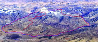 कैलाश पर्वत पर छुपा है ये सबसे बड़ा रहस्य ,जब पहली बार कैमरा मैन ने वहा पहुँच बताई पूरी सच्चाई…kalash mansarovar lake story