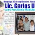 El domingo 30 de septiembre, a las 7:00 P.M. toma de protesta de Carlos Ulivarri, como Presidente Municipal