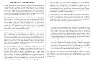 Jihad Dengan Jempol Pembukaan Jakarta Bangkit Jakarte Punye Aye