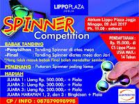 Kota Jogjakarta Kembali Gelar Spinner Competition 2017
